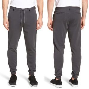 Liverpool Mercer Cotton Blend Jogger Pants